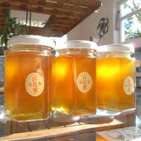 百花蜜(日本ミツバチの蜂蜜)150g