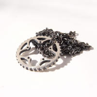 34T chainring necklace | sv