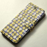 iPhone6/6s/7/8用ケース 手帳型|ハマグリ