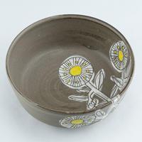 ハルジオン 浅鉢