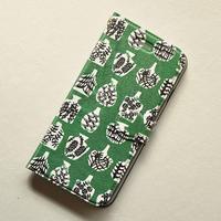 iPhone6/6s/7/8用ケース 手帳型|aussie pottery
