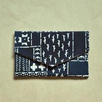 型染布ふくさ|民布(単色)