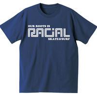 RACIAL 復刻Tシャツ (ネイビー)