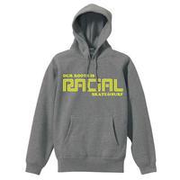 RACIAL 復刻パーカー  (グレー)