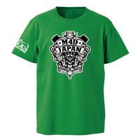 M4D 2019 Tシャツ V2M4D GREEN