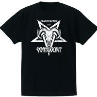 S★CF TシャツNoSC-02 ブラック
