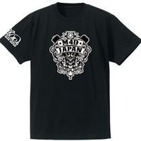 M4D 2019 Tシャツ V2M4D BLACK