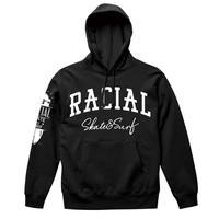 RACIAL SURFパーカー(ブラック)