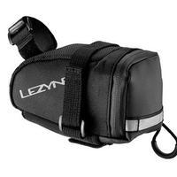 LEZYNE M-CADDY シームレスジップを使用した 中型サドルバッグ