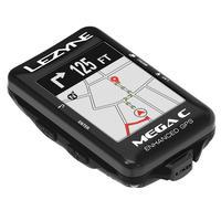 LEZYNE MEGA C GPS ブラック 日本語対応モデル