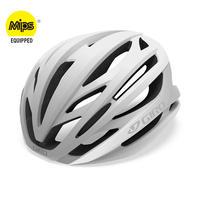 GIRO(ジロ) ヘルメット シンタックス ミップス アジアンフィット SYNTAX MIPS AF マットホワイト シルバー