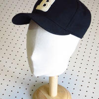 【EASTMOVE】コットンキャップ黒/野球帽子ベースボールキャップ