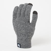 INNER KNIT GLOVE/RC-232/GREY
