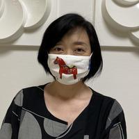 ダーラナホース オリジナルマスク