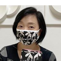 ヘラジカマスク