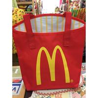マクドナルド ポテトトート Official McDonald's Goods CANVAS TOTEBAG