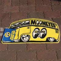 ムーンアイズ  フロアマット  トランスポーター バス