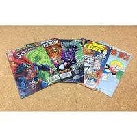 90's アメリカンコミック SUPERMAN CATWOMAN