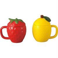 ペアマグ いちご&レモン