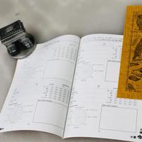 スイーツエスカリエ オリジナルChocolateTasting Note Book