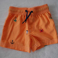 【carter's】Boy's Tropical  Swim  Trunk