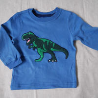 【carter's】Dinosaur Knit Tops