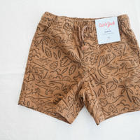 Dinosour  Printed  Shorts