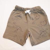 【carter's】Dinosaur print half pants