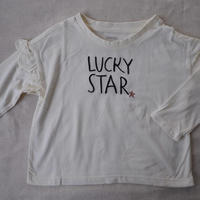【gymboree】LUCKY STAR Frill Sleeve Tops