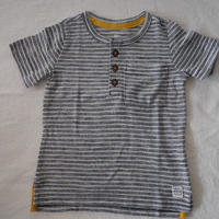 【carter's】 Soft cotton Stripe Tshirt