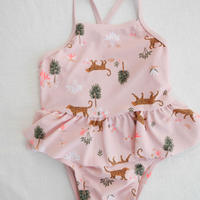 【oldnavy】Girls  Animal  Printed  Swimwear