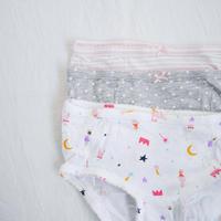 【carter's】Girl's print 3-pack panties