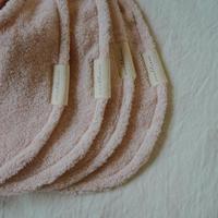 【swellcove】Organic Baby Bib Pink