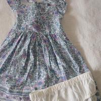 【oshkosh】Paisley Flower  Dress