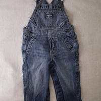 【OhsKosh】Denim  Long-Length  Coverall
