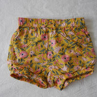 【carter's】Botanical  Yellow  Flower  Bloomer