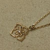 necklace「ALHAMBRA」
