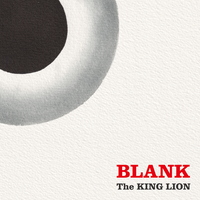The KING LION / BLANK
