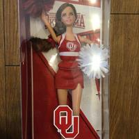 バービー Barbie  University of Oklahoma Barbie Doll