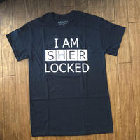 I AM SHERLOCKED black