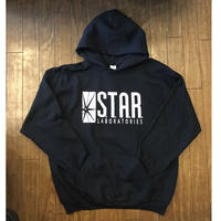 S.T.A.R.laboratories フーディー