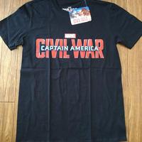CAPTAIN AMERICA CIVIL WAR ロゴ