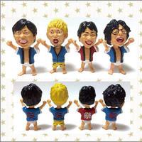 四星球メンバー ブスカワ フィギュア(セット)