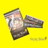 映画『Style Wars』公式パンフレット&ステッカーセット