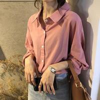 オフィス レディ 春 カジュアル シャツ