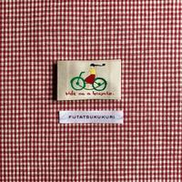 ※エプロンオーダーオプションタグ / サイクリング