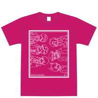 【グッズ】お祭Tシャツ【clear , that , みーちゃん , けったろ , 鋼兵 , ドニィ】