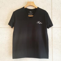 【BUFFONE】No.4 Black T-Shirt