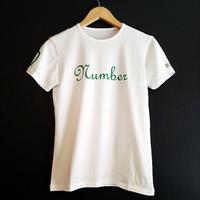 【NUMBER】イタリア国旗 No.10 T-Shirt