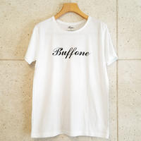 【BUFFONE】No.3 White T-Shirt